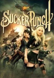 logo film Sucker Punch