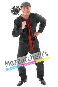 costume Costume Bert di Mary Poppins film - Mazzucchellis