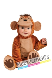 costume bambino scimmietta - Mazzucchellis