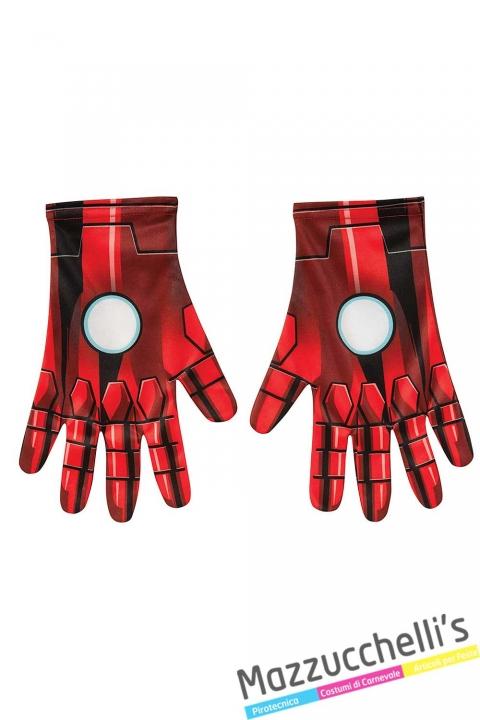 guanti-iron-man-ufficiale-marvel-supereroi---mazzucchellis