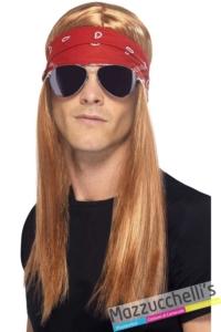 parrucca-parrucca-lunga-mora-liscia-con-bandana-rocker---Mazzucchellis