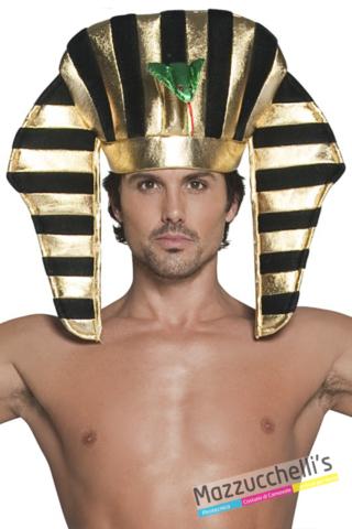 COPRICAPO EGIZIANO storico - Mazzucchellis