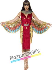 Costume Donna Dea Egiziana Cleopatra