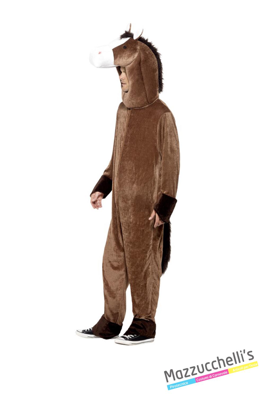 vari colori migliore qualità per vendita a buon mercato nel Regno Unito Costume Cavallo
