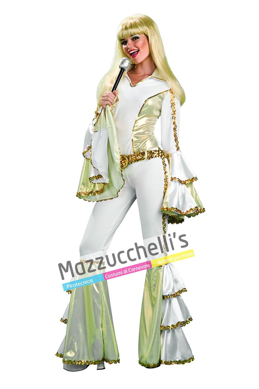sentirsi a proprio agio diversificato nella confezione catturare Costume Cantante Disco Anni 70 in vendita a Samarate Varese ...