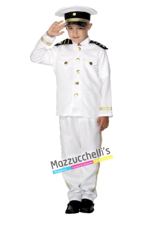 Costume Capitano della Marina - Mazzucchellis