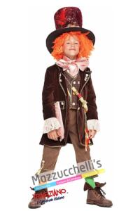 Costume Cappellaio Matto di Alice - Mazzucchellis