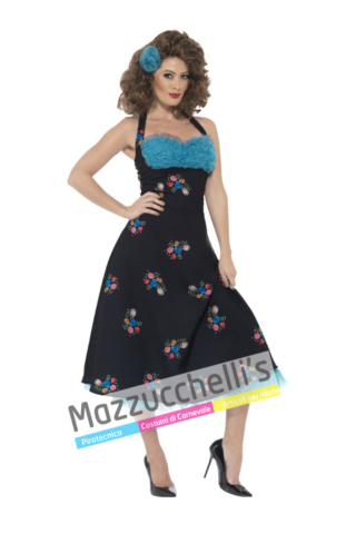 Costume Cha Cha di Grease anni 50 - Mazzucchellis