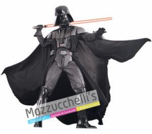 """costume Uomo Supreme Edition personaggio fantastico DARTH VADER con Licenza Ufficiale Disney della saga fantascientifica di guerre Stellari """"STAR WARS™"""