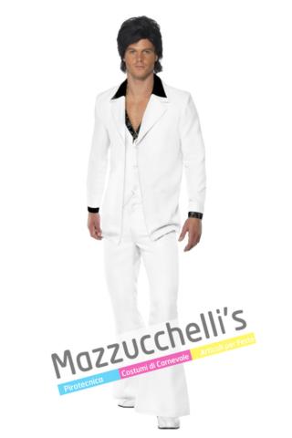Costume John Travolta la febbre del sabato sera - Mazzucchellis