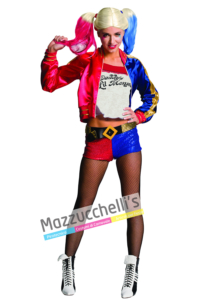 Costume Officiale Harley Quinn Suicide Squad - Mazzucchellis