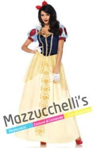Costume Principessa Biancaneve