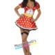 Costume Sexy Topolina – Minnie - Mazzucchellis