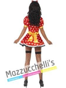 Costume Sexy Topolina - Minnie