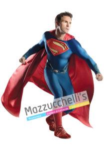 Costume Uomo Adulto Ufficiale film Superman™ Deluxe