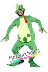costume animale principe ranocchio - Mazzucchellis