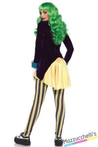 costume joker film carnevale halloween o altre feste a tema - Mazzucchellis