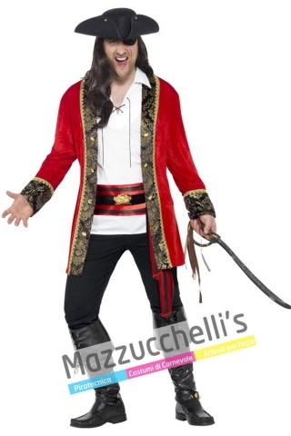 costume pirata corsaro film - Mazzucchellis