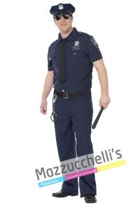 costume poliziotto lavori mestieri - Mazzucchellis