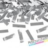 SPARACORIANDOLI stelle filanti argento cm.40 PER MATRIMONI, CRESIME, COMUNIONI, BATTESIMI, COMPLEANNI E ALTRE FESTE A TEMA - MAZZUCCHELLI'S