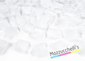 SPARACORIANDOLI petali rosa bianchi cm.40 PER MATRIMONI, CRESIME, COMUNIONI, BATTESIMI, COMPLEANNI E ALTRE FESTE A TEMA - MAZZUCCHELLI'S