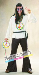 Costumi Uomo Hippie Anni '60 - '70