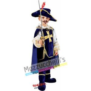 Costume Bambino Moschettiere D'artagnan