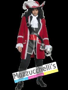 Costume Uomo Capitano dei Pirati