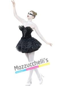 """Il costume da Donna da Ballerina Classica del Cigno Nero del film """"BLACK SWAN"""""""
