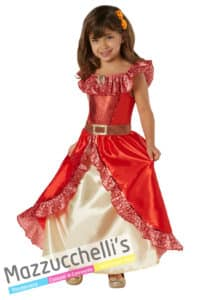 Costume Bambina Elena di Avalor - Ufficiale Disney™