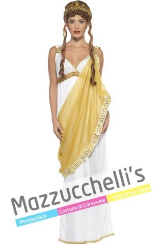 Costume Elena di Troia storici greci - Mazzucchellis