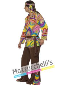 Costume Uomo Hippie anni '60 - '70