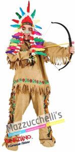 Costume Bambino Indiano