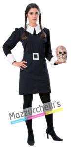 Il costume Donna dalla fanfastica Mercoledì del Film Famiglia Addams