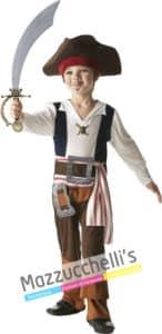 Costume Bambino Pirata Jack Sparrow - Ufficiale Disney™