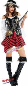 Costume Donna Lady Corsara Piratessa