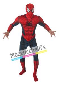 Costume Adulto Uomo Spiderman™ Muscoloso - Ufficiale