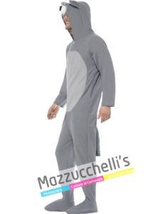 costume uomo lupo