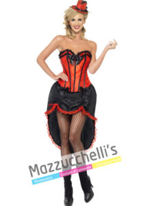 Costume Donna Sexy Ballerina Burlesque