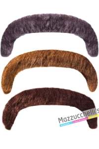 Baffi Messicano e Hippie Anni '60 '70 - Mazzucchellis