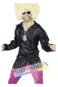 Camicia Nera Anni '70 - Mazzucchellis