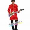 Chitarra Gonfiabile delle band carnevale halloween o altre feste a tema