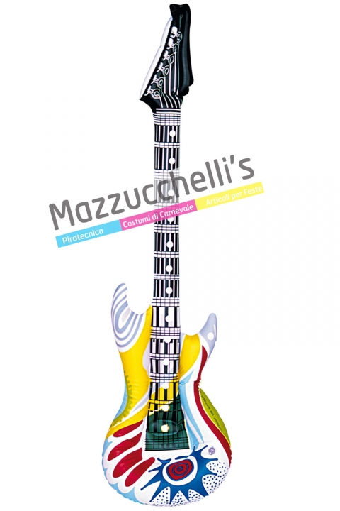 Chitarra Gonfiabile - Mazzucchellis