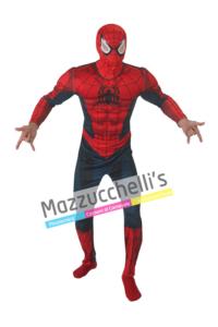 Costume Adulto Spiderman™ Muscoloso – Ufficiale - Mazzucchellis