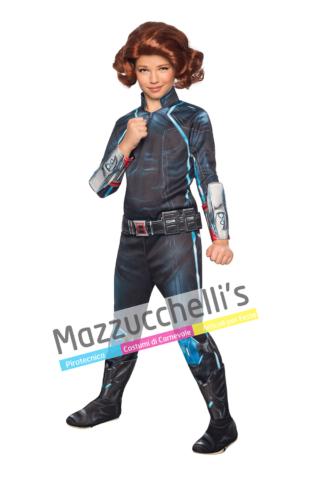 Costume Avengers Vedova Nera™ – Ufficiale Marvel - Mazzucchellis