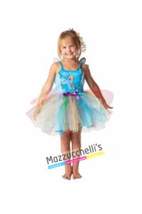 Costume Bambina Pony Azzurro- Ufficiale Disney™ - Mazzucchellis