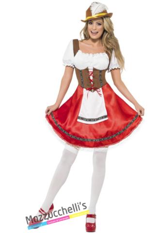 Costume Bavarese – Oktoberfest - Mazzuccheli's