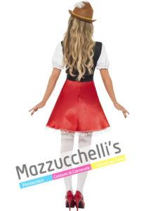 Costume Donna Tirolese Bavarese - Oktoberfest