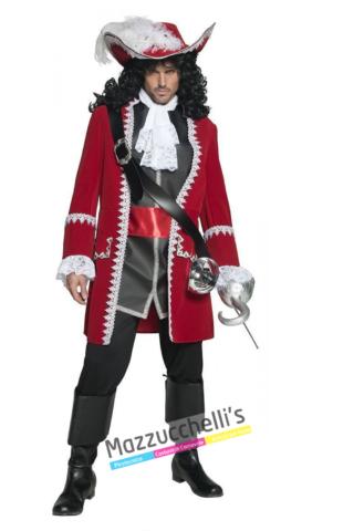 Costume Capitano dei Pirati film - Mazzucchellis