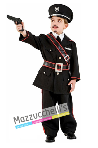 Costume Carabiniere - Mazzucchellis